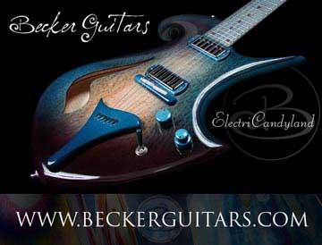 Becker Guitars